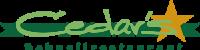Cedars in Oldenburg: Speisekarte