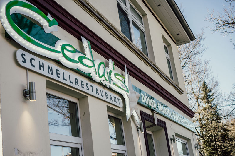 Cedar's Schnellrestaurant in Oldenburg - Döner, Pizza, Nudeln, lecker