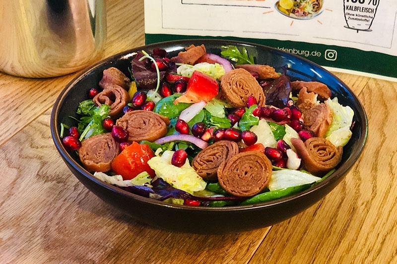 Cedars in Oldenburg: Salate
